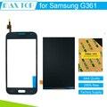Черный/белый ЖК-Дисплей + Сенсорный Экран Digitizer Для Samsung Galaxy Core Prime G361 G361F Бесплатная доставка