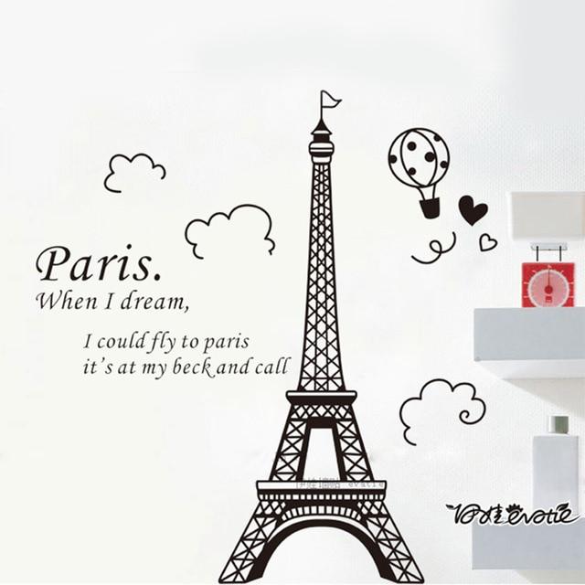 paris themed bathroom shower curtains and eiffel tower decor. take ...