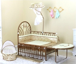Holycat newborn baby cradle bed foldable portable car bed with baby bed with mosquito nets.jpg 250x250