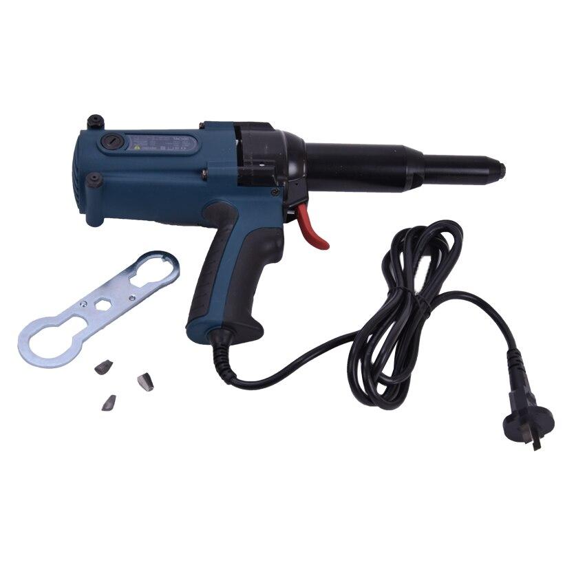High Quality TAC500 220 V Electricity Riveter Riveter Gun 8000N Electric Nail Gun 400W