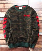Neue frühling Mens shark reißverschluss leucht daumenloch hoodie printed Army Military fleece hoodies sweatshirts winter männlichen camo jacke
