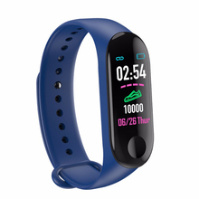 M3 band Outdoor Sports Smart Wristband Fitness Bracelet Hear