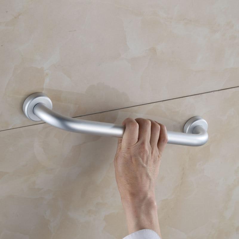 Permalink to Space aluminum Bathroom Handle Grab Bar Safety Bath Shower Tub Grab Non-slip Handle Rail Grip bathroom accessories