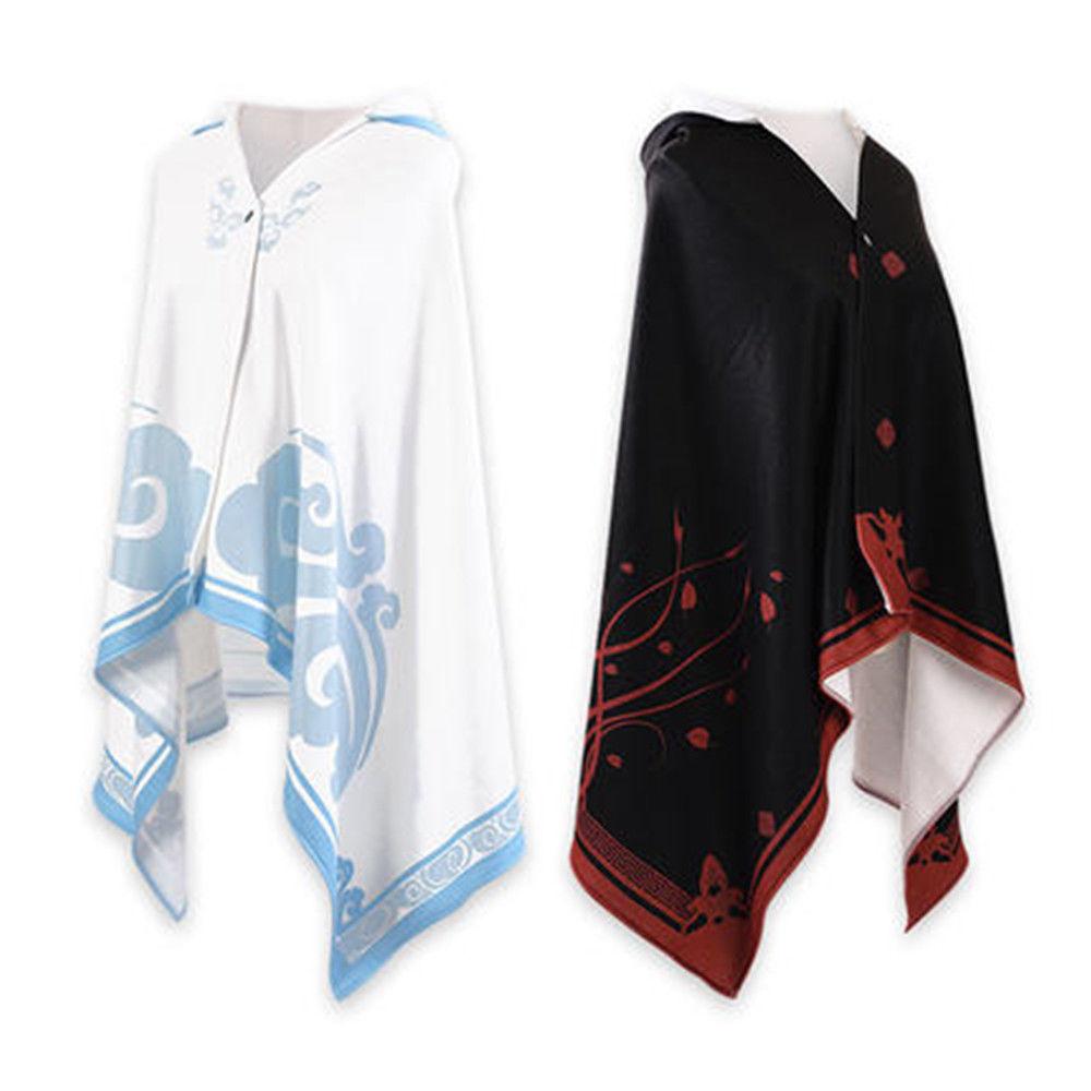New Anime Grandmaster Of Demonic Cultivation Lan Wangji Wei Wuxian BL Cosplay Costumes Cloak Coat Cape Outfit Mo Dao Zhi Shi