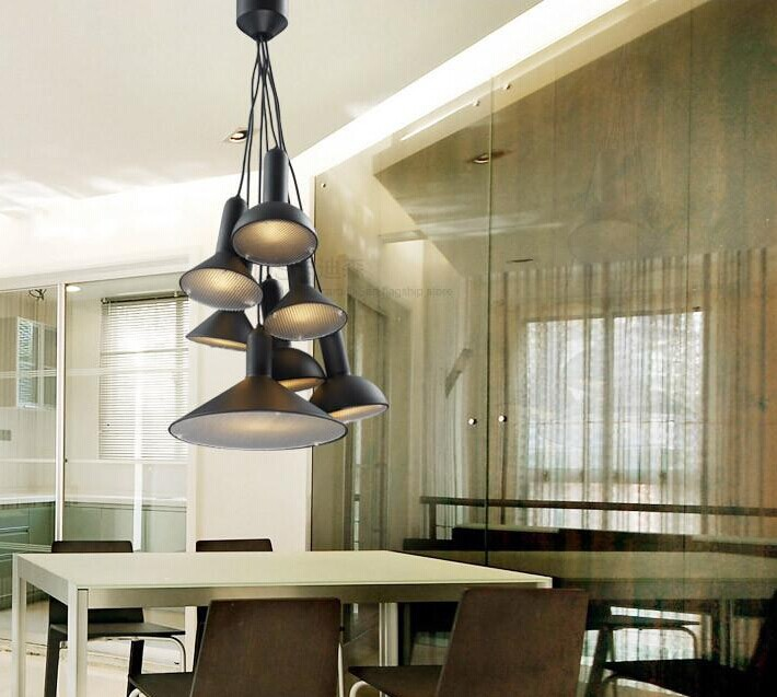 Italian fashion Restaurant bar kitchen hotel Led pendant lamp lighting italian visual phrase book