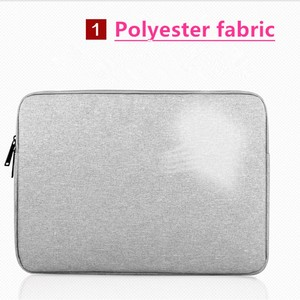 Image 3 - Nylon Laptop Bag 13.3 14 15.6 Case For Macbook air Pro 13 15 Laptop Sleeve 11 12 13 15 inch for xiaomi HP dell Notebook Bag