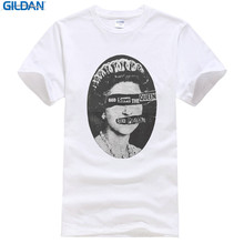 Work Shirts  Short Sleeve Men Fashion Crew Neck Zomer God Save The Queen Sex Pistols T