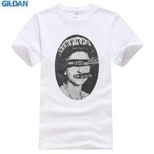 Work Shirts  Short Sleeve Men Fashion Crew Neck Zomer God Save The Queen Sex Pistols T