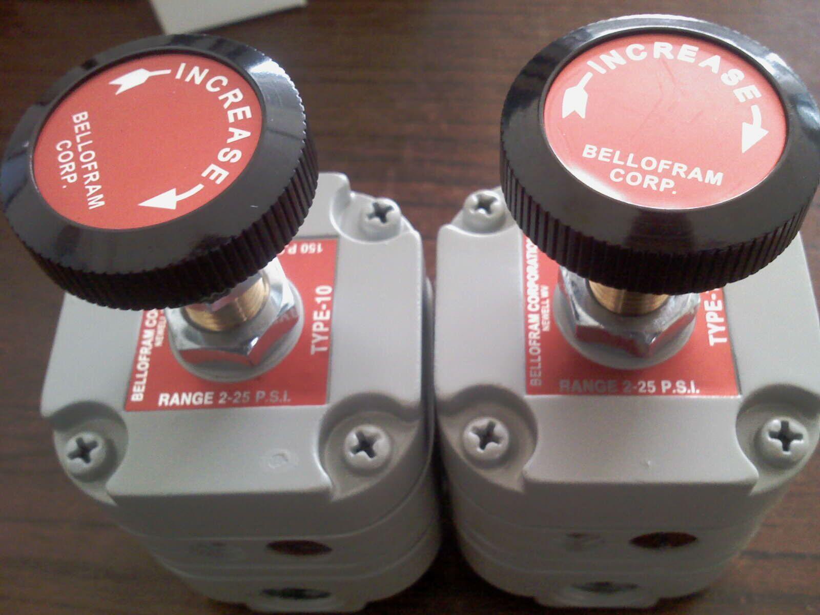US T10PL precision pressure regulating valve 960-030-000 120PSI (0.01 ~ 0.83MP