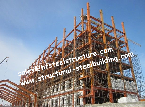 Steel Structure Building Hotel Project Pre-fabricated Steel Construction Company From China