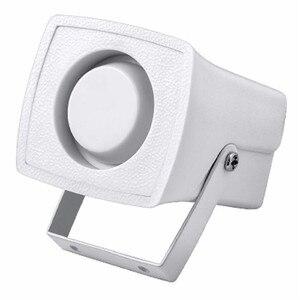 Image 5 - Mini klaxon, sirène dalarme sonore, 105db, sirène dintérieur filaire 12V DC, pour la maison et le système dalarme