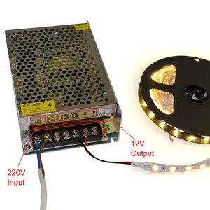 Image 4 - 5050 RGBW/RGBWW مرنة LED قطاع مجموعة مع 2.4G اللمس جهاز التحكم عن بُعد بالتردادات الرادوية/ اللاسلكية 12 فولت موائم مصدر تيار + مكبر للصوت 5 متر/10 متر/15 متر/20 متر