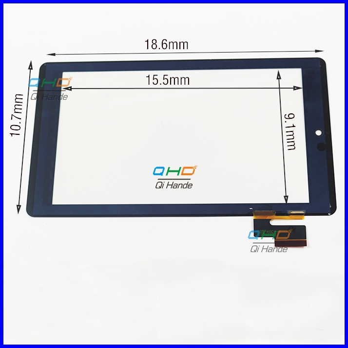 5 pcs/lot 100% New 7 inch Touch Screen Touch Panel Tablet PC Touch Panel Digitizer SG5740A-FPC_V3-1 SG5740A-FPC