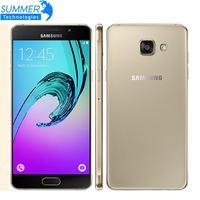 Original Samsung Galaxy A5 A5100 Mobile Phone 5.2'' Dual SIM MSM8939 Octa Core 2G RAM 16G ROM 13.0MP 4G LTE Smartphone