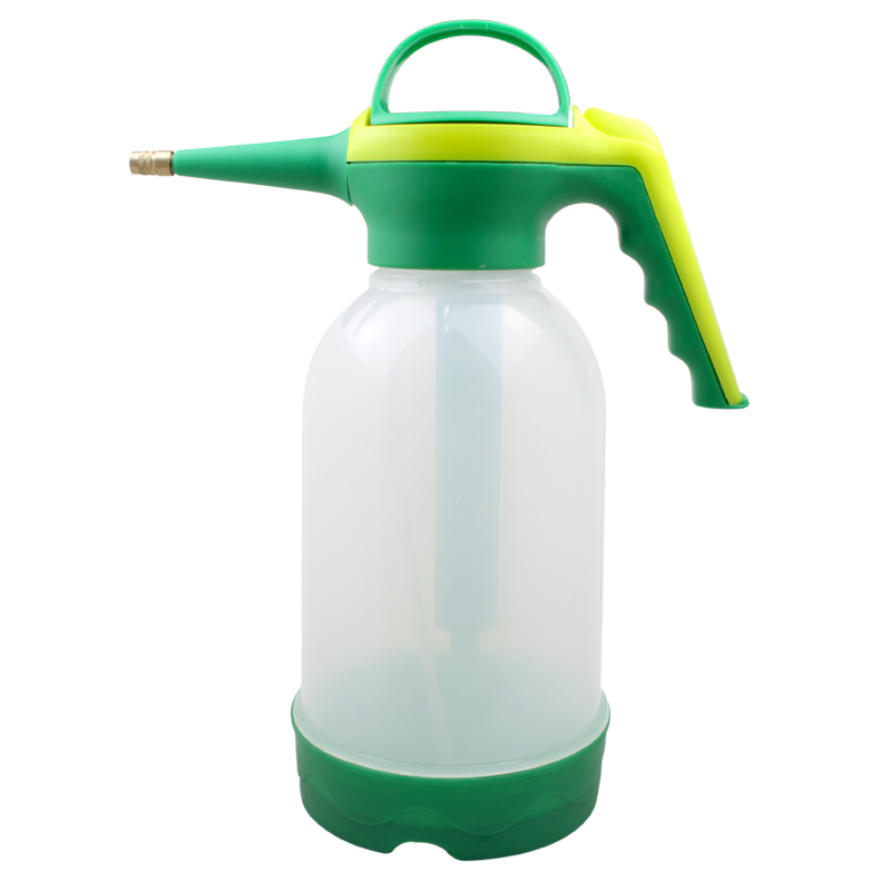 2L Multi function Sprayer Gardening Air Pressure Watering Spray Kettle Household Cleaning Pesticide Spray Bottle