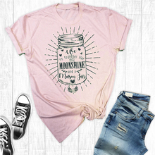 2019 valentines day women tshirt printed cartoon shirts womens plus size tops clothes streetwear love couple
