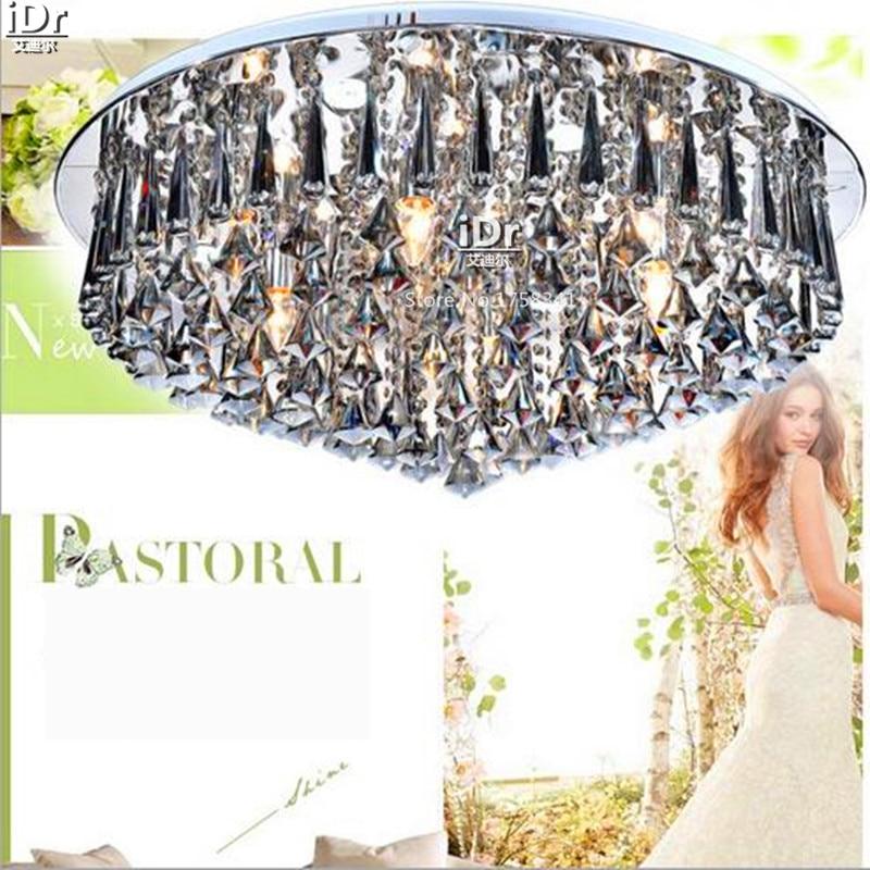 Luxury bedroom modern minimalist living room lamp crystal lamp LED listed Cognac Ceiling Lights wwy-0161