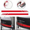 2 pcs Espelho Retrovisor Reflexivo Tarja Decalque Adesivo de Vinil Para Benz W204 W212 W117 Edição 1 Para AMG W176 Decoração CarStyling