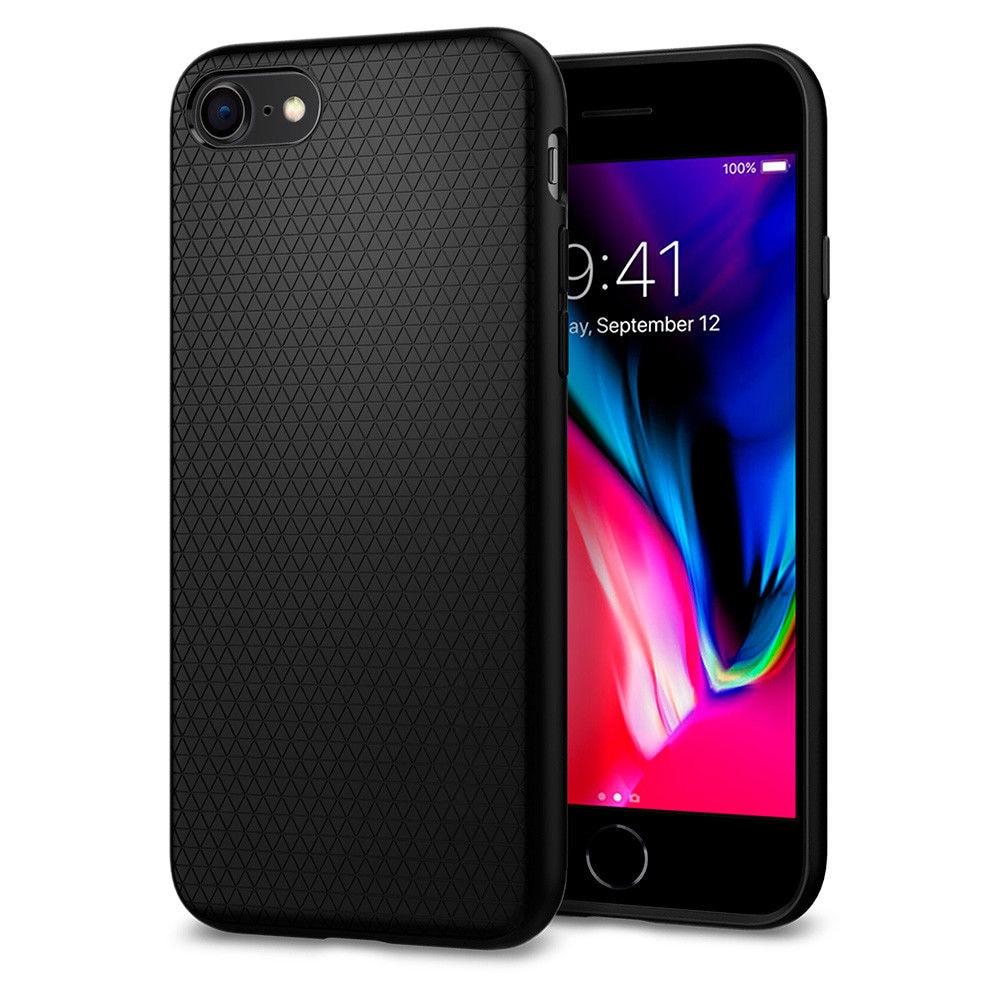 SGP Liquid Air Armor for iPhone 7 / 8 Case Capa Fundas Premium Flexible Matte TPU Durable Cases spigen iphone 8 plus case