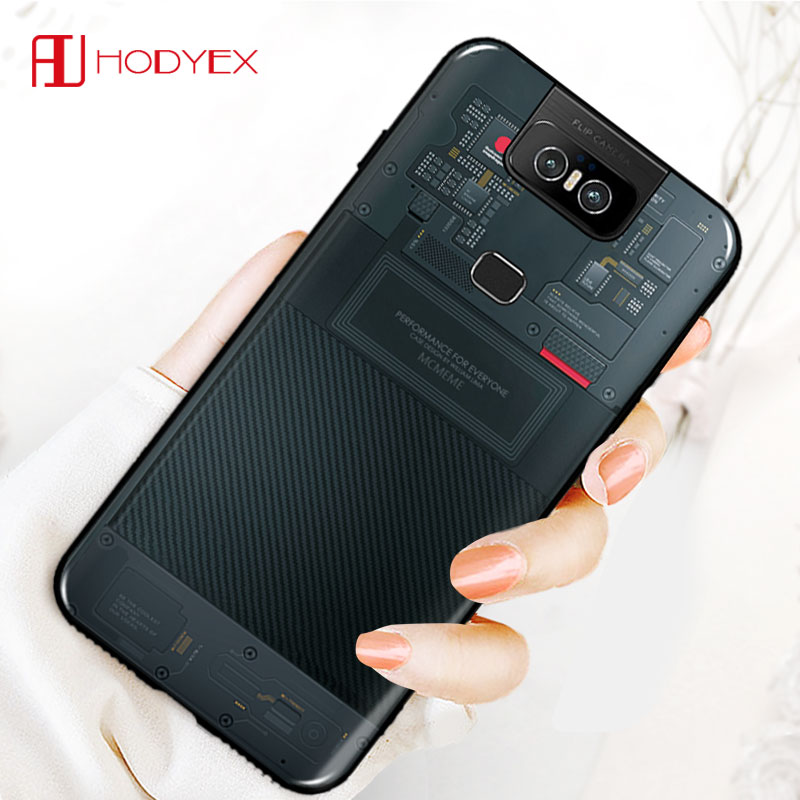 <font><b>ZS630KL</b></font> Case For <font><b>Asus</b></font> <font><b>Zenfone</b></font> <font><b>6</b></font> <font><b>2019</b></font> Case Silicone TPU Cover Phone Case On <font><b>Asus</b></font> <font><b>Zenfone</b></font> <font><b>6</b></font> <font><b>ZS630KL</b></font> ZS 630KL I01WD Case Soft image