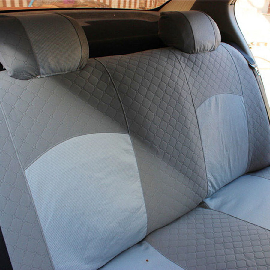 Universal Car Seat Covers Protector Breathable fabric Fit For Most Car Truck SUV in Automobiles Seat Covers from Automobiles Motorcycles