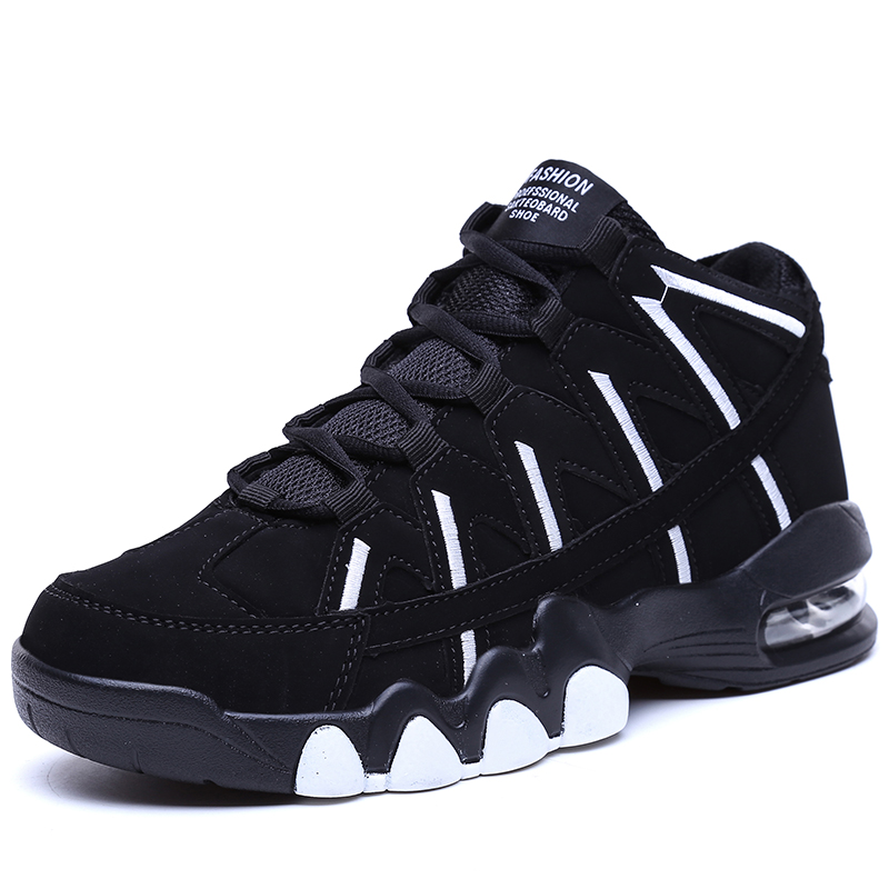 Frugal Man High-top Jordan Basketball Shoes Mens Cushioning Light Basketball Sneakers Anti-skid Breathable Outdoor Sports Jordan Shoes Remote Control Toys