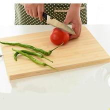 Rechteckigen Starke antibakterielle schneidebrett obst und gemüse eingestuft bord für Küche Zubehör