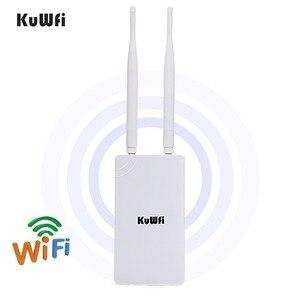 Image 2 - 2.4GHz 300Mbps Ad Alta Potenza WiFi Extender Ripetitore Wide Area Interna Wi Fi Amplificatore Con 360 Gradi di Omnidirection antenne