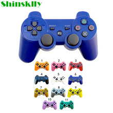 2.4GHz Wi-fi Bluetooth Joysticks For PS3 controler Controls Joystick Gamepad for ps3 Controllers video games