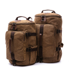SNAP TOURS Canvas Travel Bag For Men Large Capacity Male Hand Luggage Overnight Duffle Bag Weekend Fashion Backpack For Travel