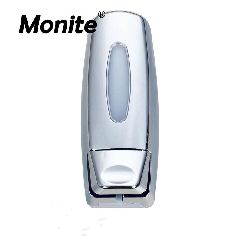 YANKSMART New Hand Soap Liquid Sanitizer Kitchen Washroom Bathroom Shampoo Dispenser Soap Box Dispenser