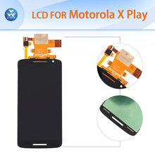 For Motorola X Play XT1562 XT1563 LCD display replacement LCD touch screen digitizer front glass assembly 5.5 inch pantalla