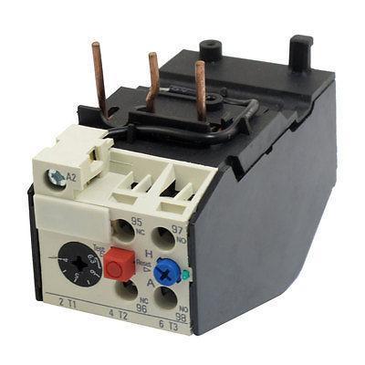 все цены на JRS2-12 6.3A 4-6.3A Adjustable Thermal Overload Relays онлайн