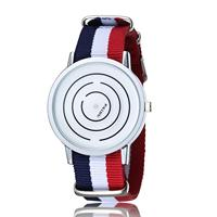 P New Personalized Creative Quartz Watch Watch Watchband Turntable Wool Trade Explosion Models One Generation