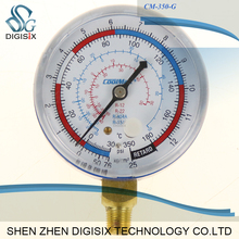 Free shipping HOT Pressure gauge refrigerant table CM-350-G low pressure refrigerant table стоимость