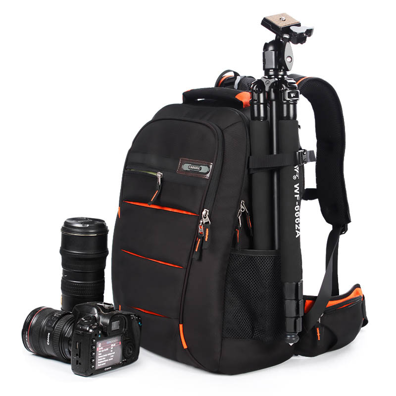 C3050Full Open Camera Bag Men Women Backpack For Camera Digital Shoulders Large Capacity Backpack For Canon Nikon SLR Camera Bag new genuine lowepro transit backpack 350 aw slr camera bag backpack shoulders with all weather cover wholesale