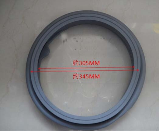 цены на WF8500NHW WF9508NHW WF9600NHW WF0600NHS washing machine rubber door seal