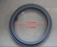 WF8500NHW WF9508NHW WF9600NHW WF0600NHS Washing Machine Rubber Door Seal