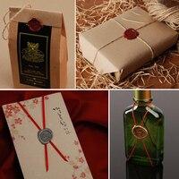 Vintage Sealing Wax Sticks Retro Seal Stamp Sealing For Wedding Party Envelope Decorations