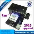 2016 Новое Прибытие A4 размер UV led Планшетный принтер для Гольф Ручка Телефон случае ПВХ карты на хорошее качество