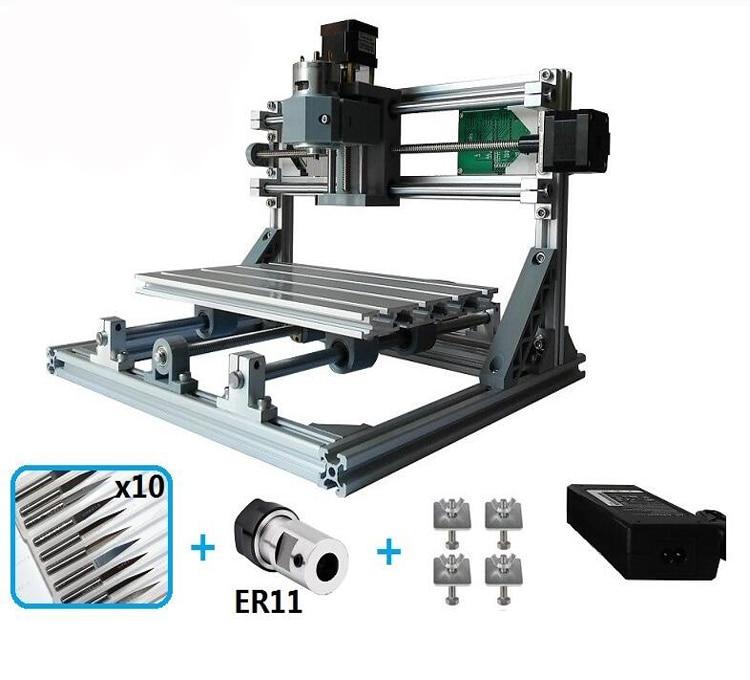 CNC 3018 Machine de gravure Mini Machine de gravure Laser haute qualité CNC Machine de gravure GRBL
