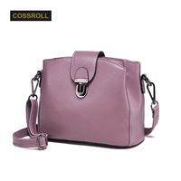 2017 Summer Women Messenger Bags Genuine Leather Bags Women Handbags High Quality Sheepskin Shoulder Bags Ladies