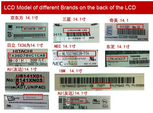 """Image 4 - Kit de placa controladora LED para TV, HDMI, AV, VGA, USB, RF, tarjeta controladora DIY para panel de Monitor de pantalla de 17,0 """", LTN170X2 L02, 1440x900"""