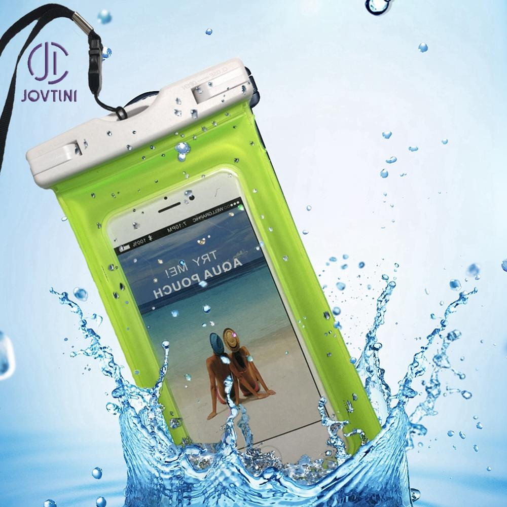 Waterproof Phone Bag For <font><b>vivo</b></font> X23/X21i/X21 UD/X21/X20 Plus/X20 Plus UD/X20/V5s/V5 Lite/V5 Plus/V5/<font><b>V3Max</b></font> Water proof Phone <font><b>Case</b></font> image