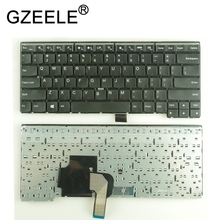GZEELE New US keyboard for Lenovo T440 T440P T440s T431 E431 L440 T431S E440 for IBM for Thinkpad E431 no Backlight BLACK