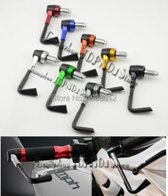 Motorcycle accessories motorbike Handle Bar grips guard brake clutch levers guard protector for Aprilia Buell BMW Hyosung