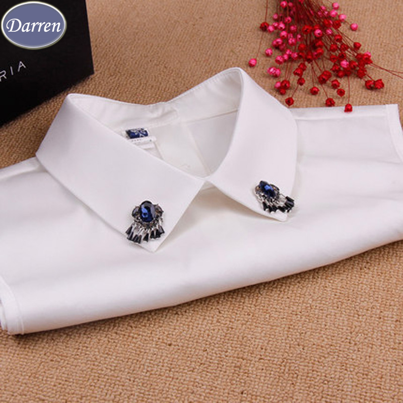 Brand designs blouse free shipping necklines all women