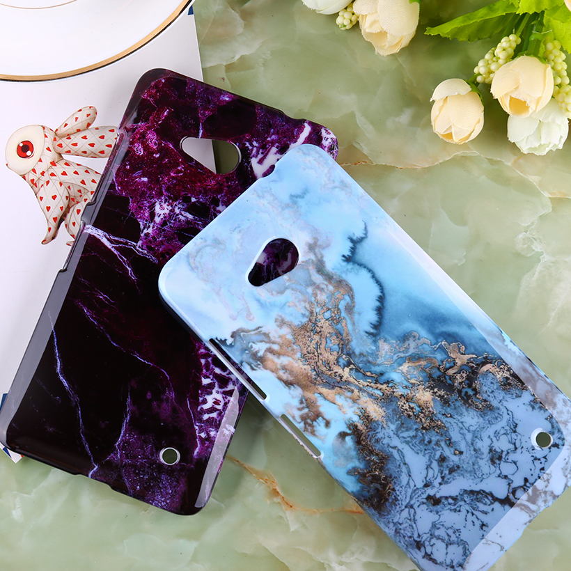 Marble Phone Case Cover For Microsoft Nos
