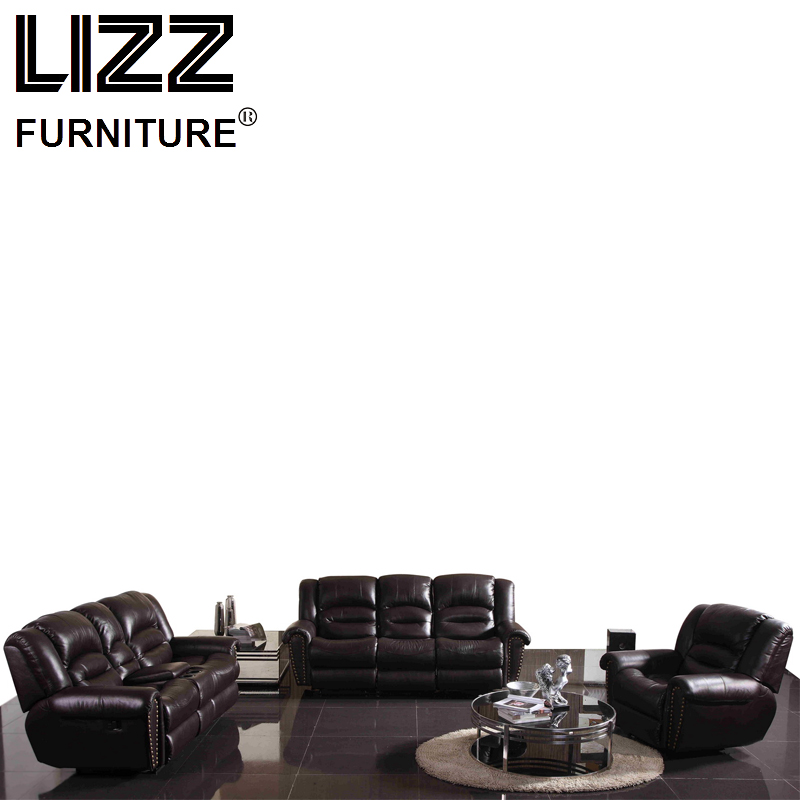Corner Sofas Loveseat Leather Sofa Chair Sofa Para Sala ...