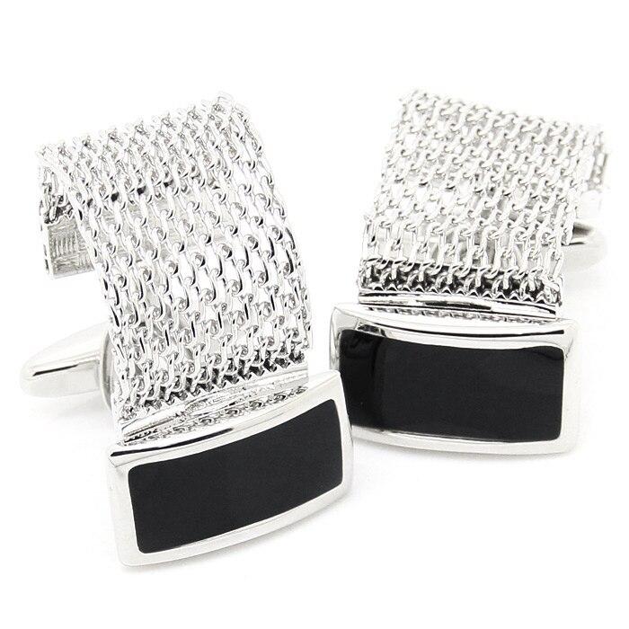 Fathers Day Beour Black Shell Cufflinks For Mens High Quality Brand Shirt Cufflink Wedding Groom Gift